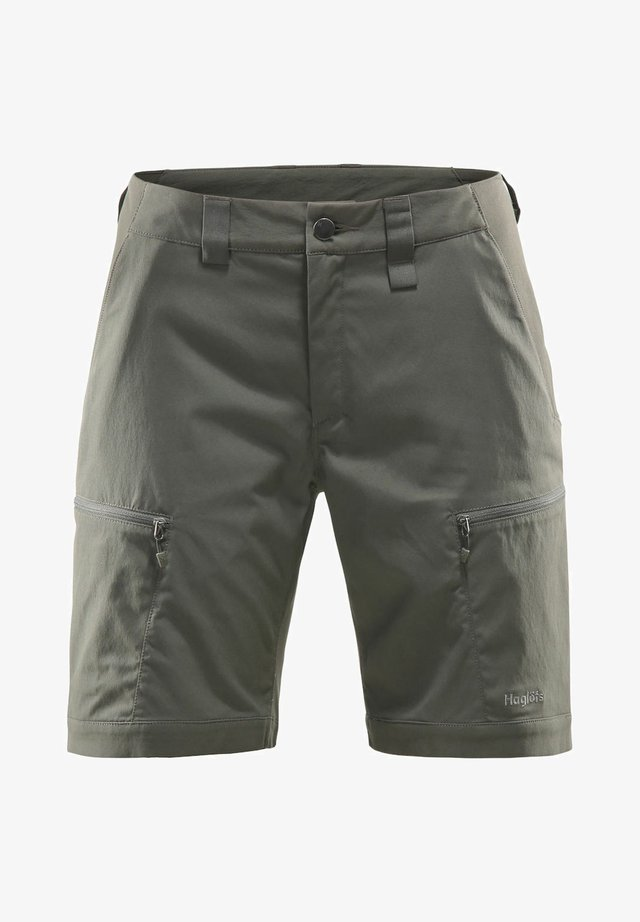 MID FJELL SHORTS - Sports shorts - beluga