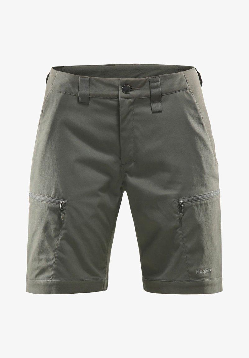 Haglöfs - MID FJELL SHORTS - Sports shorts - beluga