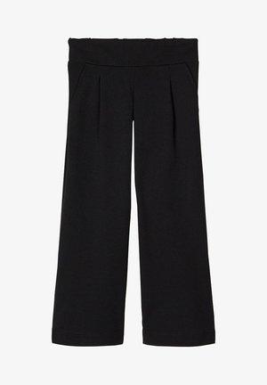 NKFNELARA  - Trousers - black