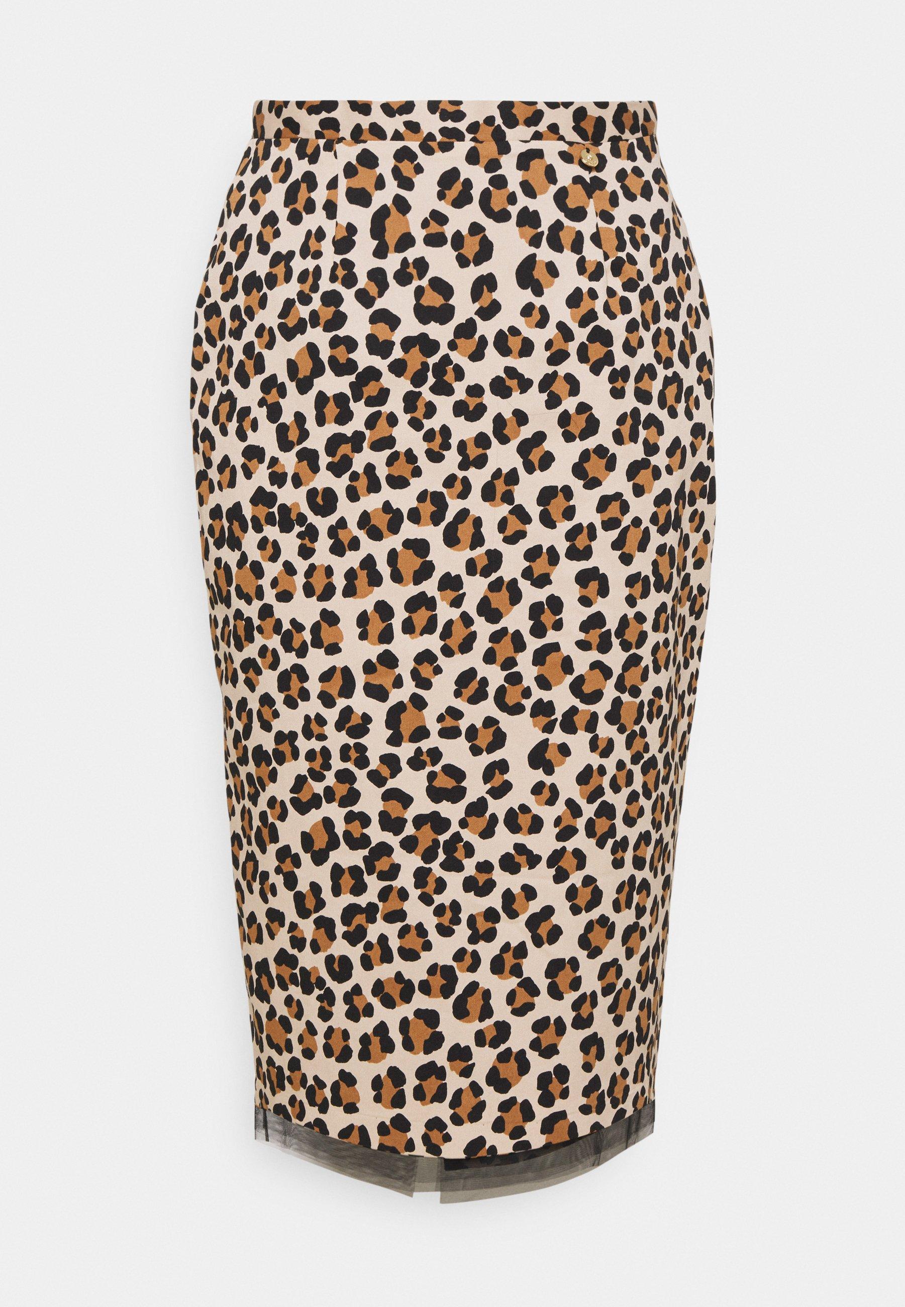 Women GONNA LONGUETTE - Pencil skirt