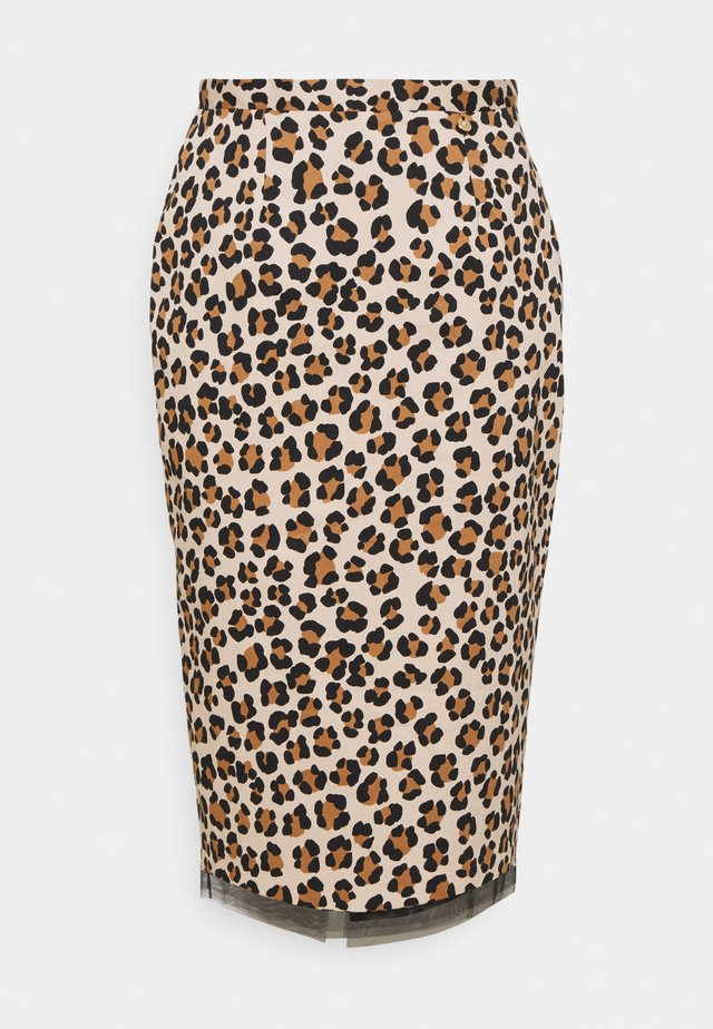 GONNA LONGUETTE - Pencil skirt - macula natura