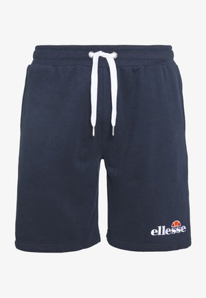 SILVAN - Pantalones deportivos - navy