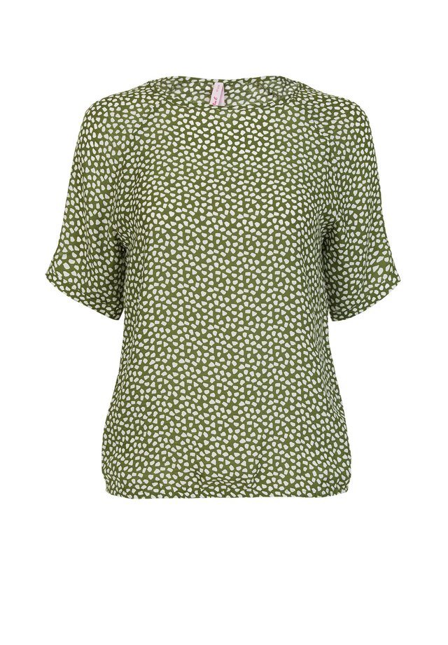 SUZAN - Blouse - spicy green