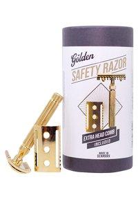 Golden Beards - SAFETY RAZOR - DOUBLE HEAD - Scheermes - - - 1