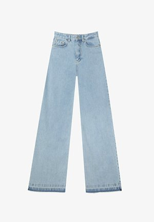 Bootcut jeans - light blue