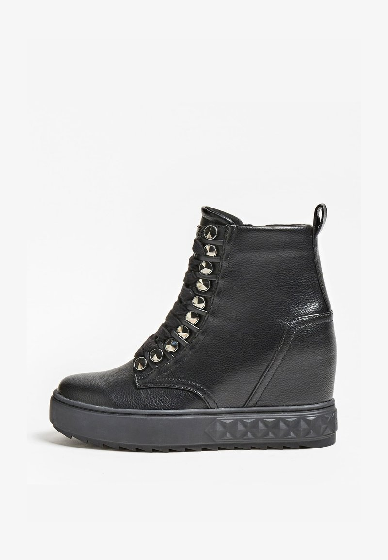 Guess - Wedge Ankle Boots - noir