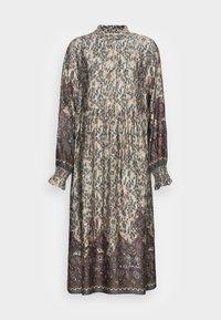 Cream - MARLENE DRESS - Maxi dress - gunmetal - 3