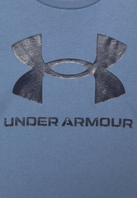 Under Armour - LIVE SPORTSTYLE GRAPHIC - Print T-shirt - mineral blue - 6