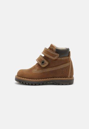 UNISEX - Touch-strap shoes - senape