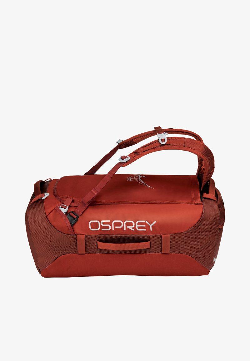 Osprey - TRANSPORTER - Reisetasche - ruffian red