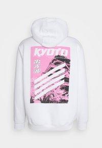 Nominal - KYOTOI HOOD - Felpa - white - 8
