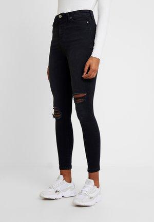 LIZZIE - Jeans Skinny Fit - black