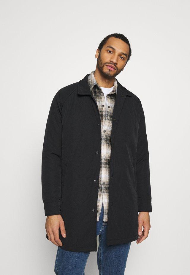 ELLIS QUILTED COACHS JKT - Classic coat - blacks
