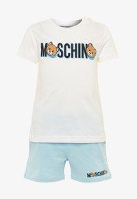 MOSCHINO - SET - Shorts - cloud/baby sky blue - 0