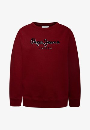 Sweater - garnet