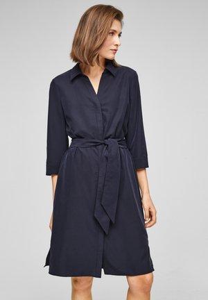 Shirt dress - dark navy