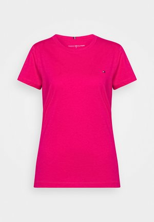 NEW CREW NECK TEE - Basic T-shirt - bright jewel