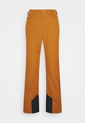 MALLA - Spodnie narciarskie - brown
