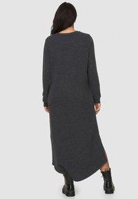 Cotton Candy - TILDA - Maxi dress - black mel. - 2