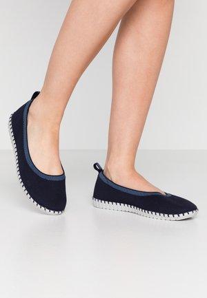 SEPULVEDA SLIM  - Ballet pumps - navy/blue