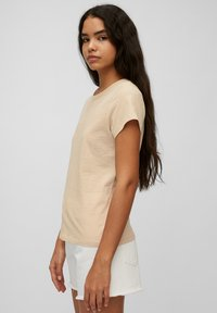 Marc O'Polo DENIM - REGULAR FIT - Basic T-shirt - island beach - 3