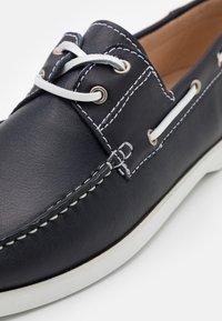 Brett & Sons - Scarpe da barca - oslo marine - 5