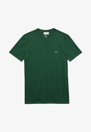 T-shirt basique - grün