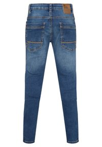 WE Fashion - Jeans Skinny Fit - dark blue - 1