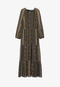 Violeta by Mango - DAVID - Maxi dress - braun - 5