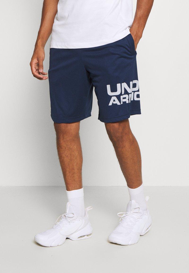 Under Armour - TECH WORDMARK SHORTS - Sports shorts - academy