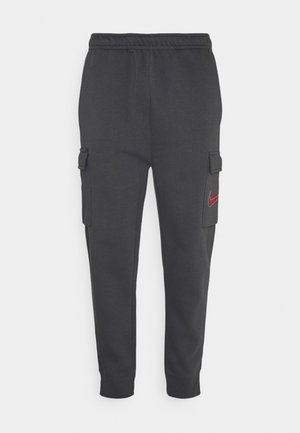 COURT PANT - Tracksuit bottoms - anthracite