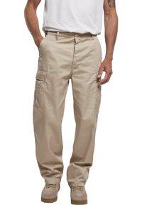 Brandit - Cargo trousers - beige - 2