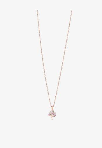 ELIENOR - Necklace - rosé vergolded