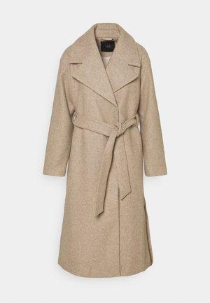 YASDOLLY COAT - Classic coat - mushroom