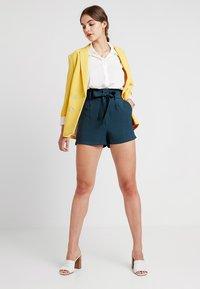 Even&Odd - Shorts - blue - 1