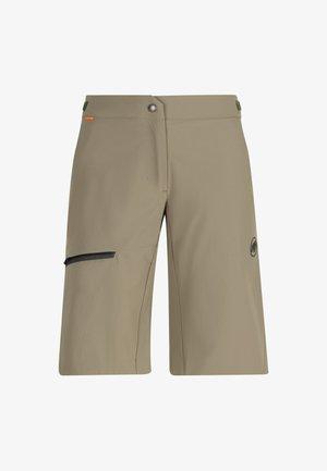 Outdoor shorts - grey, gunmetal
