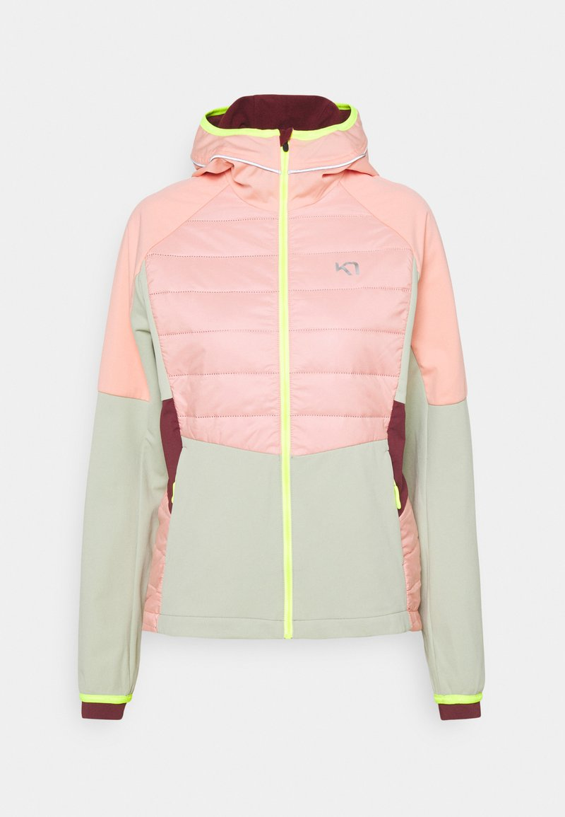 Kari Traa - TIRILL JACKET - Outdoorová bunda - light pink