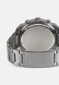 Fossil - BRONSON - Chronograph watch - smoke - 1