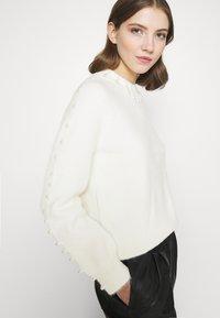 Fashion Union - PEARLY - Jumper - cream - 3