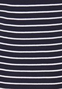 GAP - BOATNECK - Print T-shirt - navy/white - 2