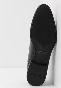 Doucal's - PISA - Elegantní šněrovací boty - nero - 4