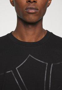 JOOP! - CHANNING - Print T-shirt - black - 6
