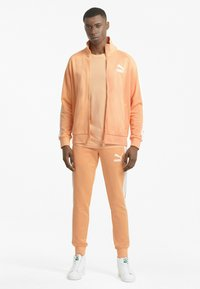 Puma - Training jacket - peach cobbler - 1