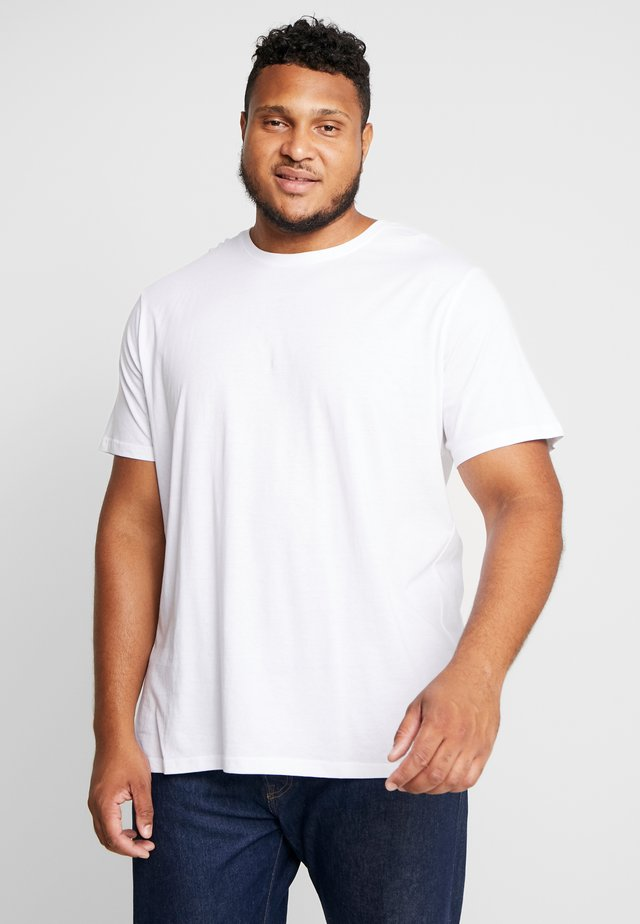 ROCK - T-Shirt basic - white