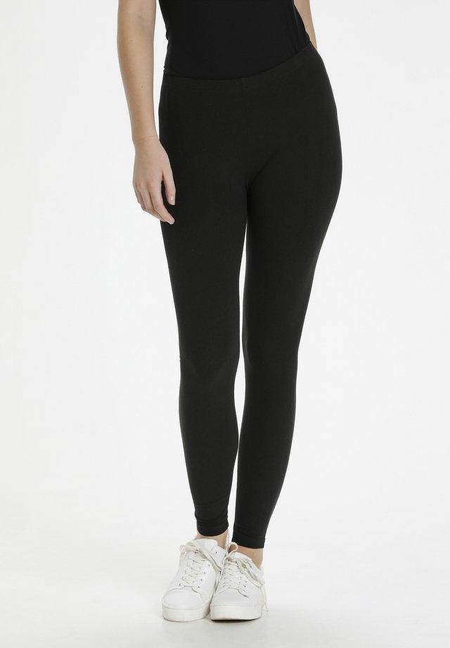 CUSEMIRA  - Leggings - black