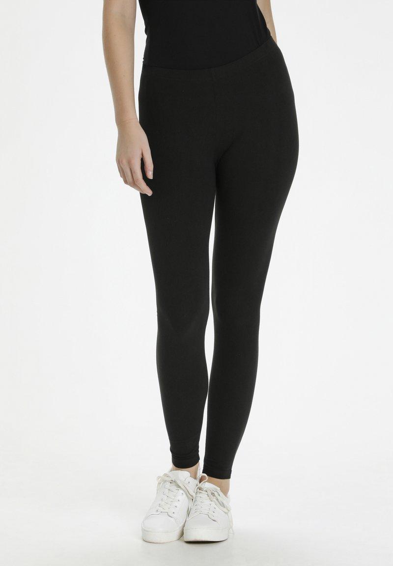 Culture - CUSEMIRA  - Leggings - Trousers - black