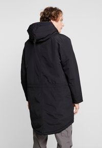 Napapijri The Tribe - RAINFOREST LONG - Parkaer - black - 2