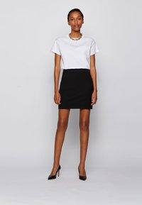 BOSS - Mini skirt - black - 1