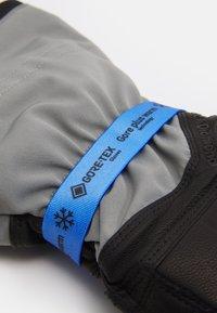 Black Diamond - GUIDE GLOVES - Gloves - ash - 3
