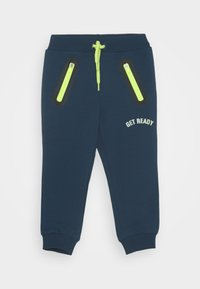 Name it - NMMKARLO PANT UNB - Tracksuit bottoms - gibraltar sea - 0